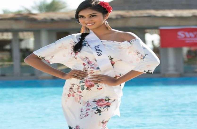 Miss Echo Teen International's first 10 finalists में जोधपुर की मिस इशिता ने स्थान बनाया