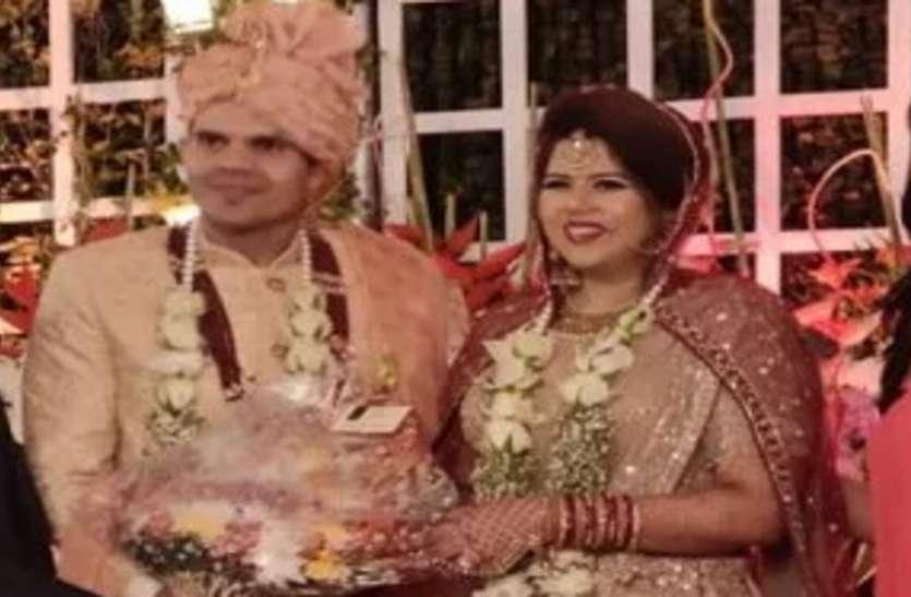 कांग्रेस नेत्री पंखुड़ी ने सपा नेता अनिल यादव से रचाई शादी, हरभजन सिंह समेत इन लोगों ने दी बधाई