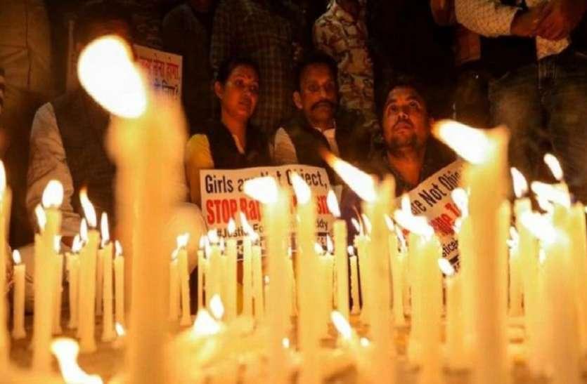 हैदराबाद रेप केस: देश भर के सांसदों ने एक सुर में की सख्त सजा की मांग, सदन में रो पड़ीं विजिला सत्सानंत
