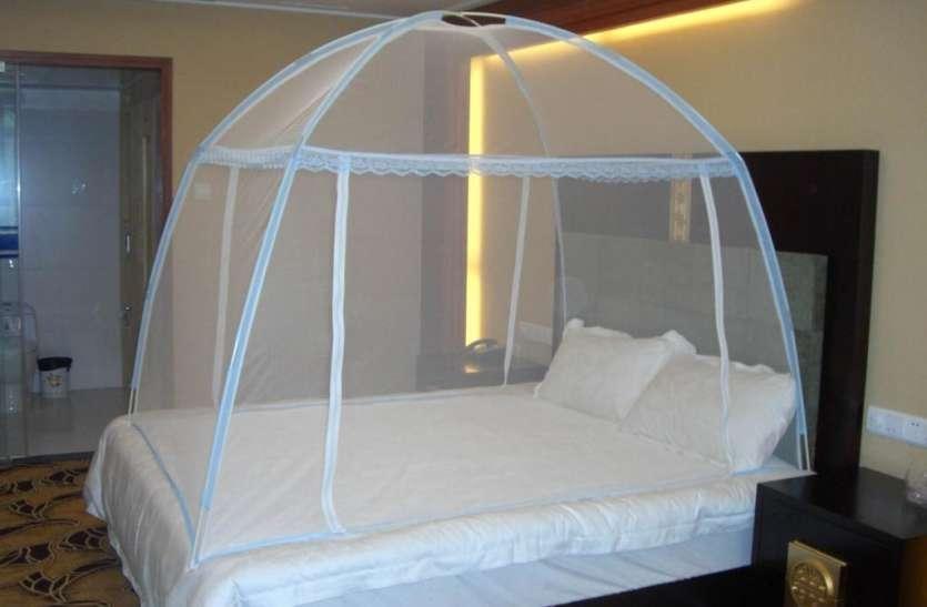 मच्छरों के डंक पर लगेगा अंकुश, चिकित्सा विभाग प्रदेश में बांटेगा 22 लाख मच्छरदानी