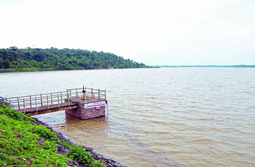 वर्ष 2025 में कोलार-केरवा डैम से लेना होगा 110 एमसीएम पानी