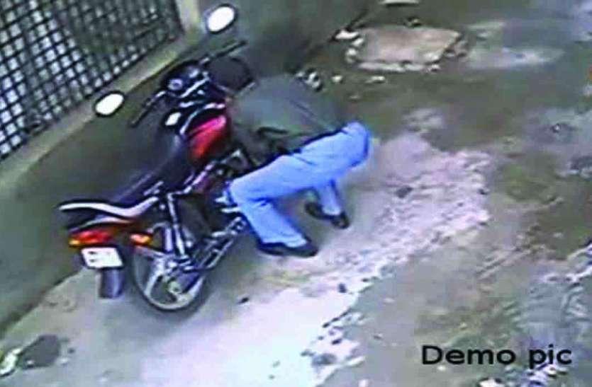 सिक्योरिटी अलर्ट.....हर रोज टूटे 4 घरों के ताले, 24 वाहन हुए चोरी