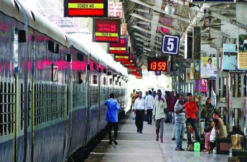 रेलवे को हुआ करोड़ों का नुकसान, रियायत और फ्री पास का दुरुपयोग