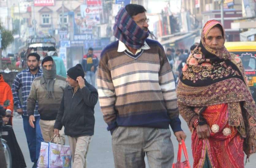 राजस्थान के 12 जिलों में तापमान 10 डिग्री से नीचे, फतेहपुर 1.5 डिग्री, खेतों में बर्फ जमना शुरू, सर्दी से एक मौत
