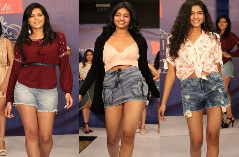Miss Diva 2020 में रैंप वॉक करेंगी इंदौर की तीन खूबसूरत मॉडल्स, ऑडिशन में हुईं सिलेक्ट