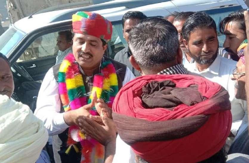 मंत्री ने सुनी ग्रामीणों की समस्याएं