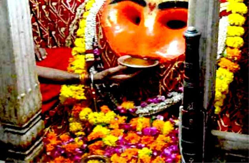 patal bhairavi temple at ujjain