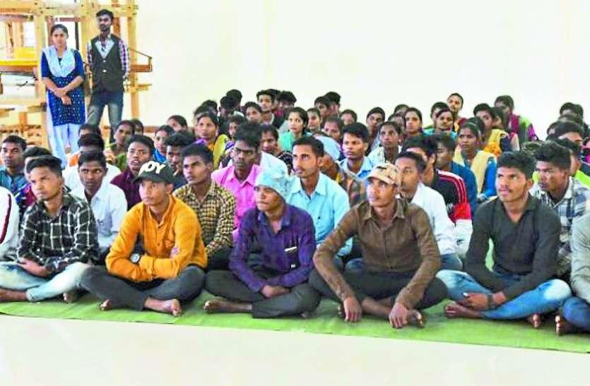 जिले में स्व-रोजगार का नया साधन बनेगा ये उद्यम, दिया जाएगा प्रशिक्षण