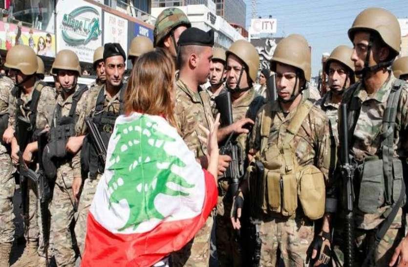 लेबनान को अमरीका ने दी 10 करोड़ डॉलर की सैन्य सहायता, व्हाइट हाउस ने की घोषणा