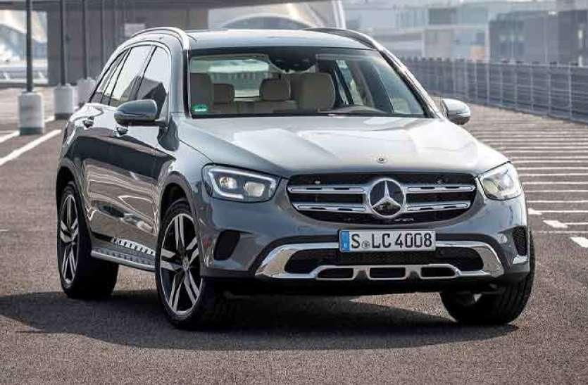 Mercedes Benz GLC का फेसलिफ्ट मॉडल हुआ लॉन्च, एक क्लिक में जानें कीमत से लेकर फीचर्स तक