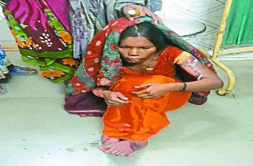 three children killed her mother in madhya pradesh