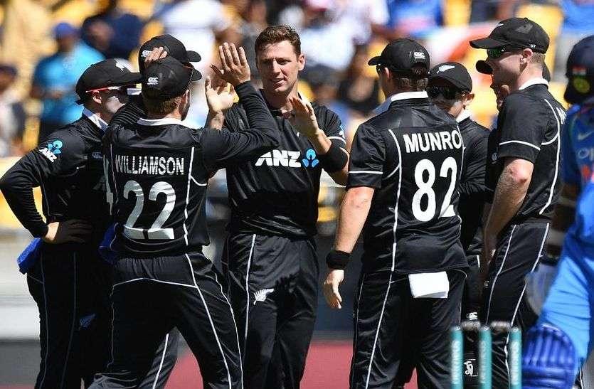 न्यूजीलैंड की टीम को आईसीसी विश्व कप फाइनल में खेल भावना दिखाने के लिए मिला अवॉर्ड