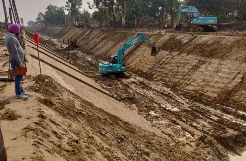 PM Modi के एलान पर Pakistan जा रहे पानी को Rajasthan लाने का काम शुरू