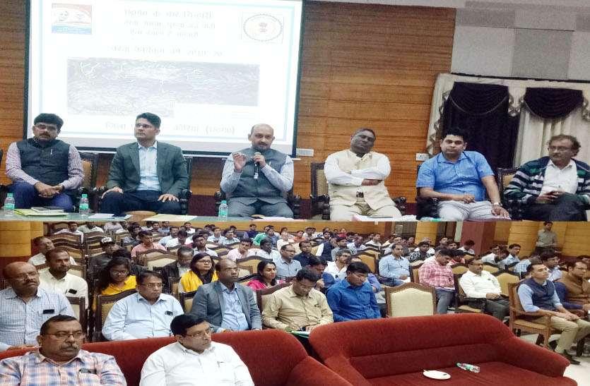 रायपुर : सरकार पारिस्थितिकी को ध्यान में रखकर बनायी जाएंगी नरवा संरक्षण-संवर्धन की योजनाएं, द्विफसली पर जोर