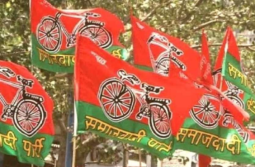 BSP के वोटबैंक में सेंधमारी को जुटी समाजवादी पार्टी