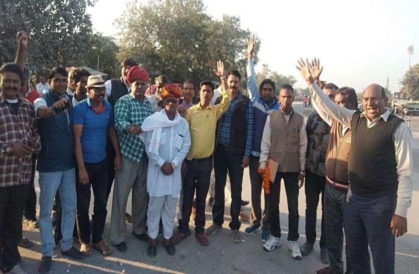 डॉ.रघु शर्मा के गृहक्षेत्र को मिली सौगात- सावर बनी नई पंचायत समिति