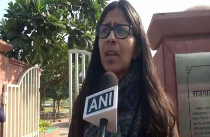 हैदराबाद रेप केस: भूख हड़ताल पर बैठीं स्वाति मालीवाल, पीएम मोदी को चिट्ठी लिख की ये मांग