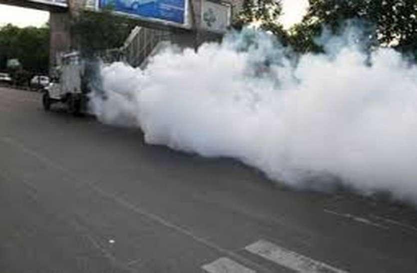 नगर में डेंगू मरीजों का आंकड़ा पहुंचा 100 के पार, बीते साल की अपेक्षा तीन गुना ज्यादा