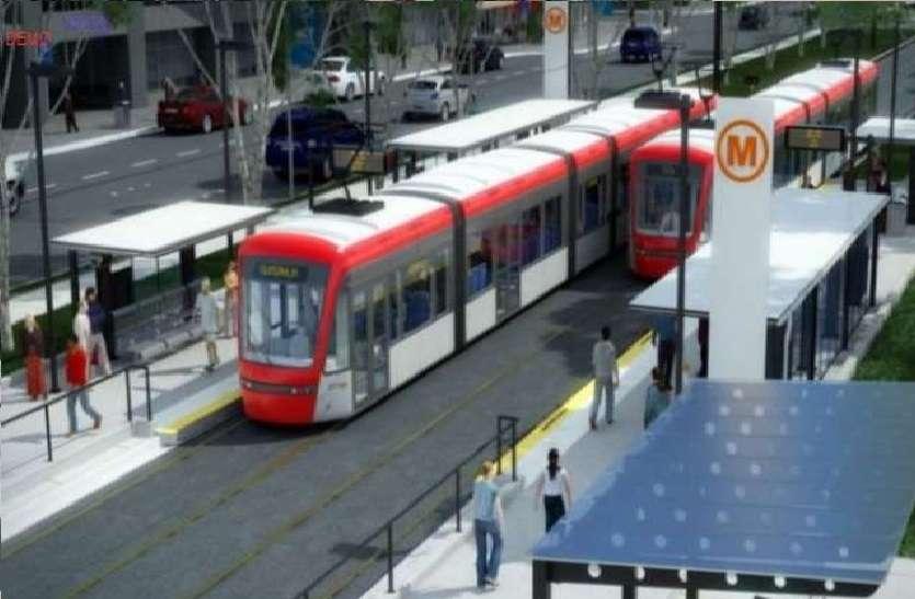 लखनऊ में चलेगी लाइट मेट्रो, यात्रियों को मिलेंगी यह सुविधाएं