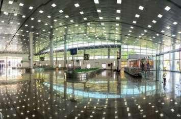 Good News: जयपुरएयरपोर्ट पर नया अराइवल हॉल शुरू, 700 यात्री एक साथ ले सकेंगे लगेज