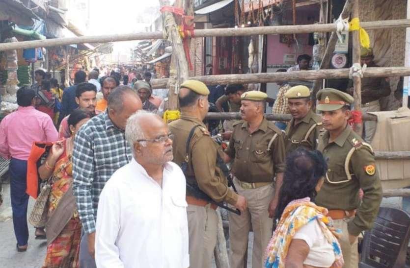 अयोध्या में छह दिसंबर को सभी आयोजनों पर लगी रोक, चप्पे-चप्पे पर पुलिस का पहरा