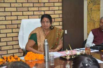 नगर परिषद सभापति बीना गुप्ता ने आयुक्त फतेह सिंह और अतिक्रमण निरोधक दस्ते को लगाई फटकार, जानिए क्या रहा कारण