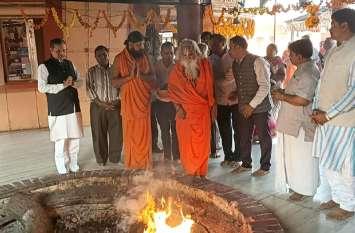अयोध्या में रामलला मंदिर बनने जा रहा है, उसी तर्ज पर दादा दरबार का बने भव्य मंदिर