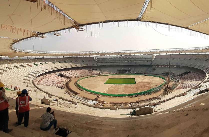 Ahmedabad: विश्व का सबसे बड़ा Cricket Stadium लगभग तैयार