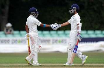 मुंबई रणजी ट्रॉफी में बतौर सलामी बल्लेबाज चुने गए रहाणे, शॉ