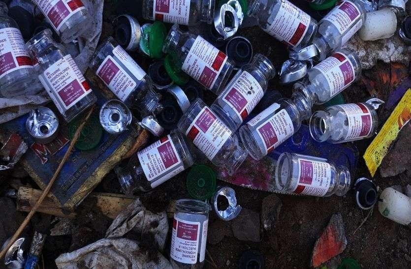 पुष्कर में अब विदेशी पर्यटक कर रहे निश्चेतक का नशे में इस्तेमाल!