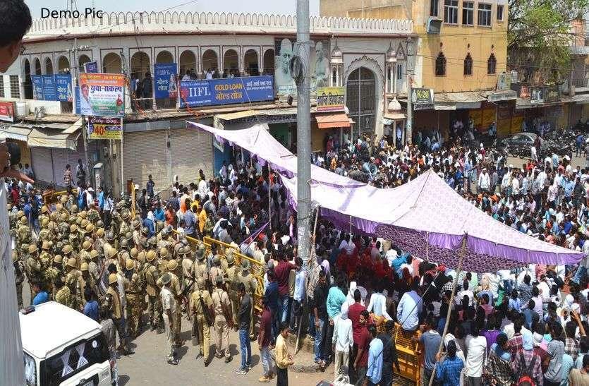 राजस्थान: गैंगरेप और हत्याओं के विरोध में कल बंद का ऐलान, कई संगठनों ने दिया समर्थन
