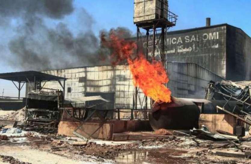 सूडान: फैक्ट्री के गैस टैंकर में भयंकर विस्फोट, अब तक 23 की मौत