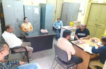 आयकर की टीम के पहुंचते ही अफरातफरी, निगम में जांचे टीडीएस के दस्तावेज