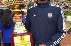बालोतरा के महेंद्र चौधरी ने रायपुर में जीता गोल्ड मेडल