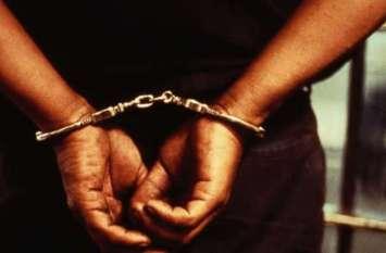 दुष्कर्म के आरोपी को गिरफ्तार कर पश्चिम बंगाल ले गई पुलिस,10 नवंबर को नाबालिग से हुआ था रेप