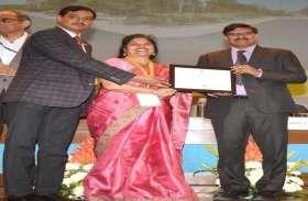 स्वच्छता में देश में चौथे स्थान पर रहा किशनगढ़ का कॉलेज