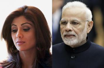 शिल्पा शेट्टी ने पीएम मोदी से कही दिल की बात, 'बेटी बचाओ' अभियान पर उठाए सवाल, कहा- रेप करने वाले को मिले ऐसा सबक