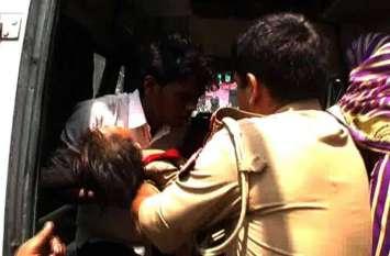 उन्नाव दुष्कर्म पीड़िता ने तोड़ा दम, अब जिले में तीन साल की बच्ची हुई दरिंदगी का शिकार, मेडिकल के लिए भेजा अस्पताल