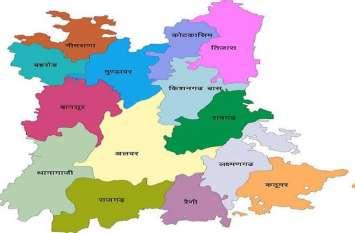 अलवर जिले का भाजपा संगठन विभाजित, दो होंगे जिलाध्यक्ष दक्षिण व उत्तर जिले में बांटा