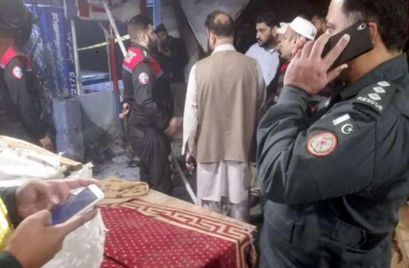 पाकिस्तान: लाहौर में एक इलेक्ट्रॉनिक दुकान में जोरदार धमाका, एक की मौत