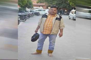 आरोपियों को फांसी होने तक नंगे पांव घूम रहे नागौर के पंवार ने Hyderabad Encounter के बाद फिर पहने जूते