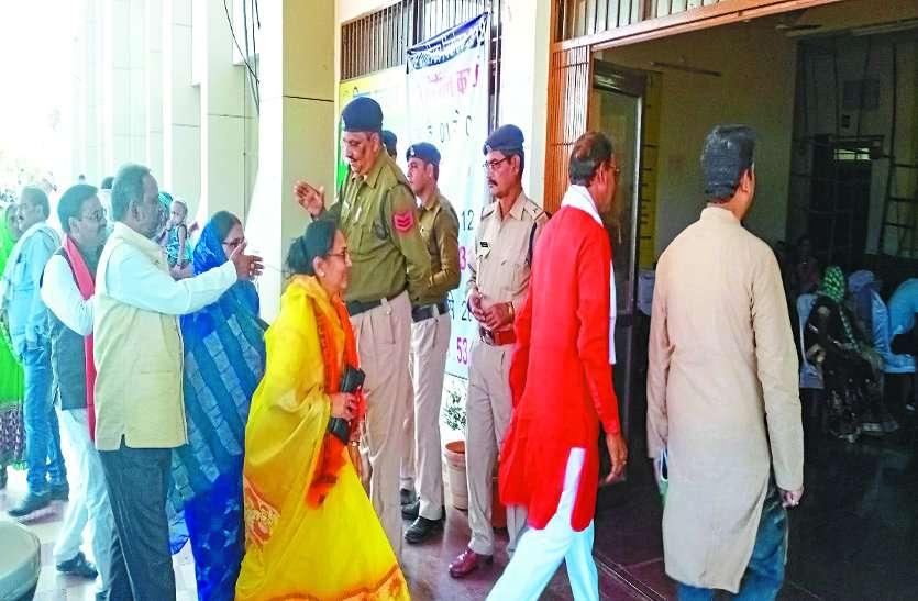 नगरीय निकाय चुनाव : जिले के 137 वार्डों में चार लोगों का फार्म निरस्त, 496 नामांकन सही पाए गए