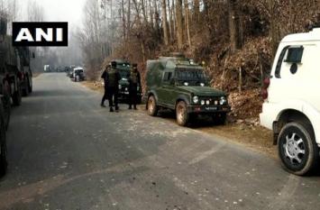 आतंकियों के निशाने पर सुरक्षाबलों के काफिले, हंदवाड़ा में सड़क पर मिला IED