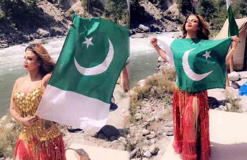कश्मीरी पंडितों के के दर्द को बयां करती मूवी 'मुद्दा 370 जेएंडके', राखी सावंत का है स्पेशल सॉन्ग