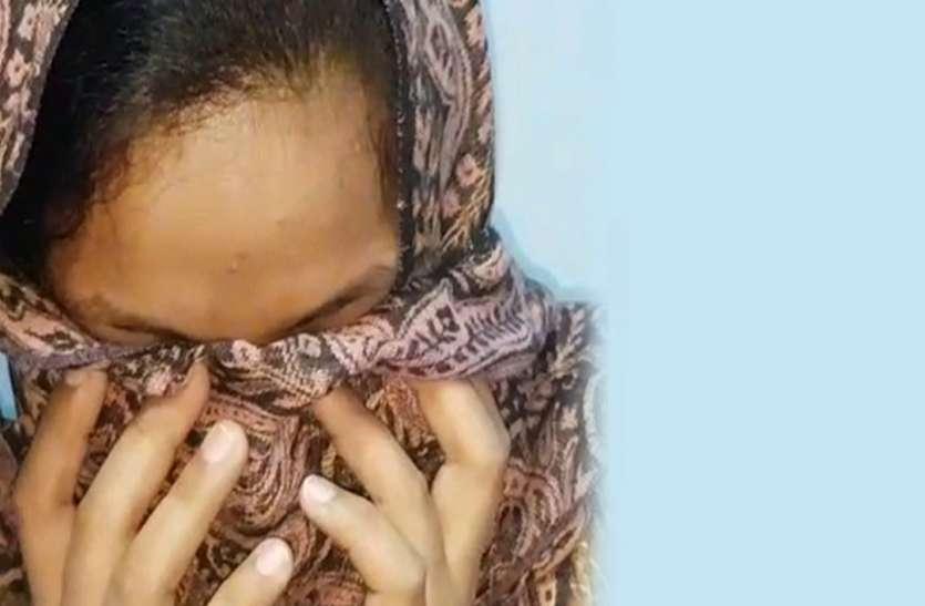 पड़ोसी के घर नहाने आए किशोर की बिगड़ी नियत, नाबालिग से किया बलात्कार का प्रयास