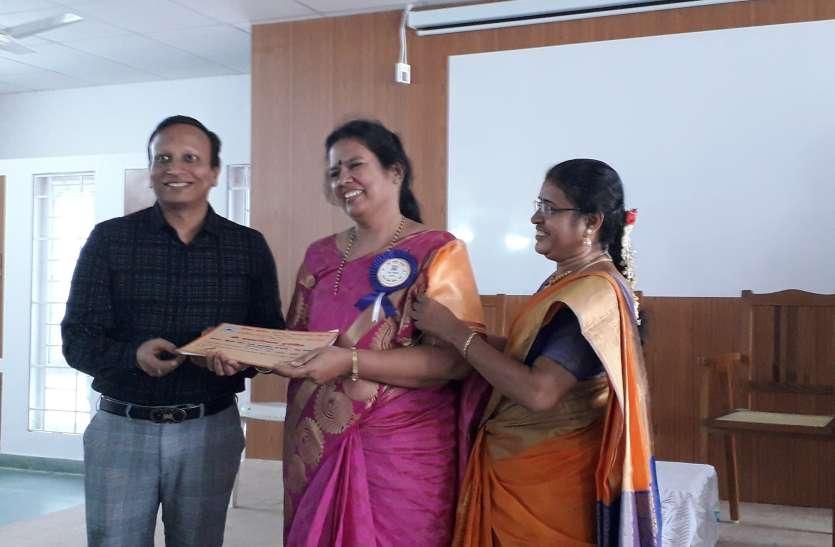 Tamilnadu:  अपनी संस्कृति से जुड़कर ही हिंदी को कर सकेंगे मजबूत