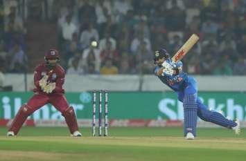 टी-20 के किंग बने कोहली, लगाए सबसे ज्यादा फिफ्टी और जीता सबसे अधिक मैन ऑफ द मैच का अवॉर्ड