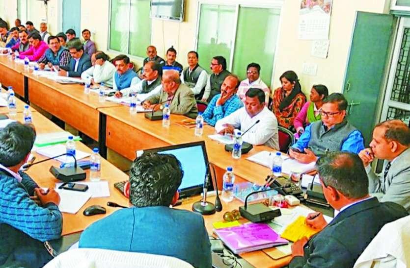 आमजन की समस्याओं का शीघ्र करें निराकरण: प्रभारी सचिव