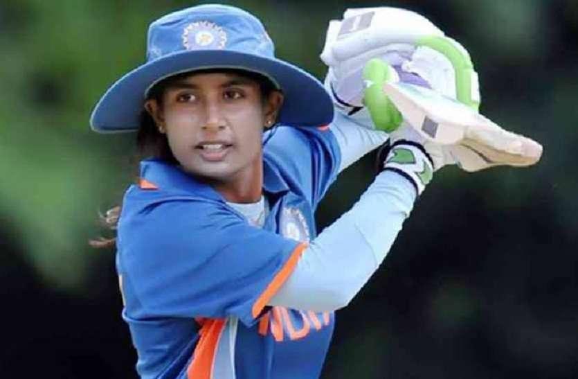 MITALI RAJ : शौक डांस का था पर फुर्तीला बनाने के लिए पापा ने क्रिकेट खेलने भेजा