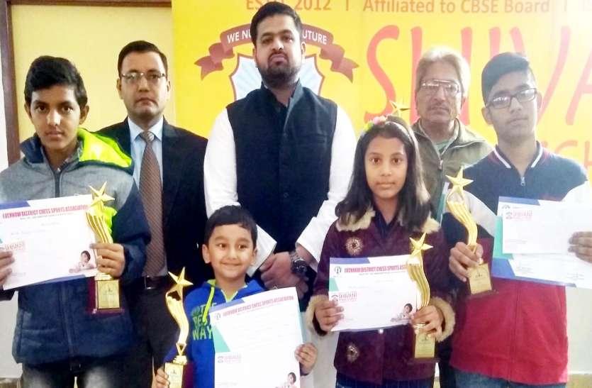 राजनंदिनी सिंह महिला वर्ग में चैंपियन